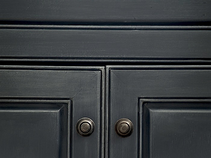 Blue white washed cabinets roselawnlutheran for Black washed kitchen cabinets