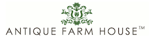 antique farm house logo